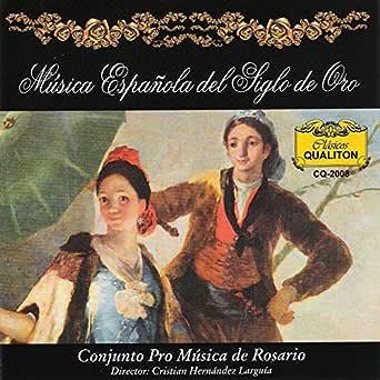 Hoy Comamos y Bebamos / Triste España, Sin Ventura / Si Abrá en Este Baldrés de Conjunto Pro Música de Rosario en Amazon Music - Amazon.es