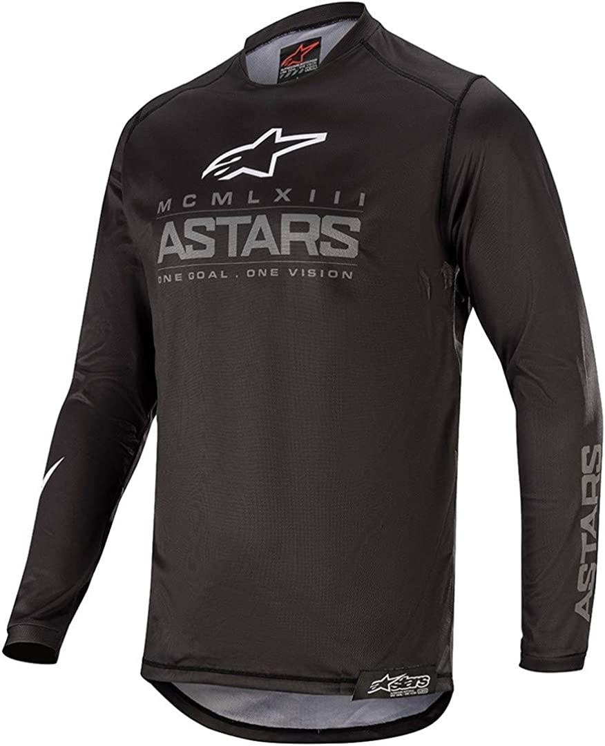 Alpinestars Youth Racer Graphite Boys MX Jersey