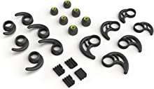 Replacement Silicone Earbuds Tips 3 Pairs (S/M/L) for Phaiser BHS-750, BHS-760 and other In Ear Headphones Earphones 3 sizes
