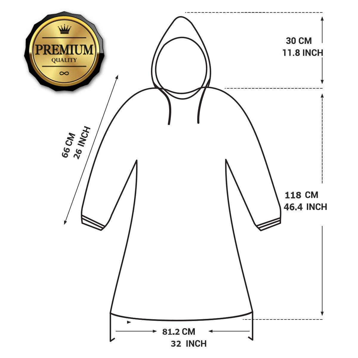 Festival and Hiking Lightweight Durable Outdoor Survival Camping Famsha Disposable Rain Poncho Pack of 5 Thick Emergency Waterproof Poncho for Adult Transparent Raincoat with Hood