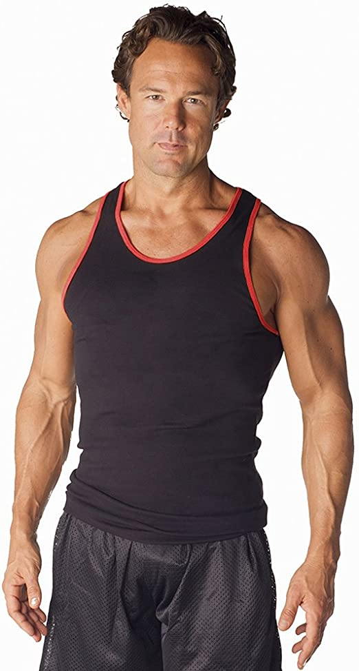 Mens Cotton Stringer Tank Top by Pitbull Clothing in Your Choice of Color