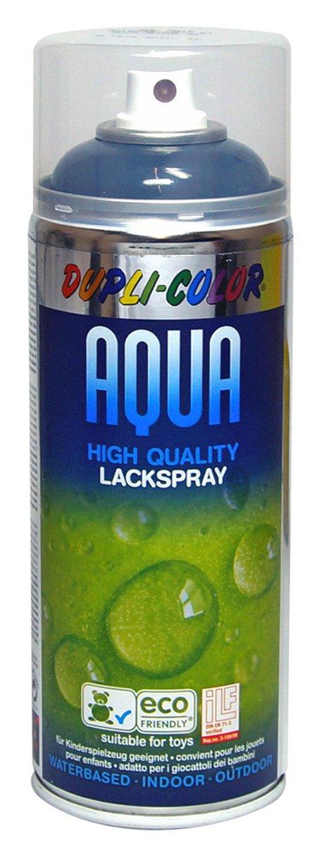 Duplicolor 246289 Spray Aqua, Color Gris Antracita Brillante, 350 ml Motip-Dupli GmbH B007TVWNIA
