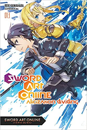 Buy Sword Art Online 13 (light Novel): Alicization Dividing Book Online At  Low Prices In India | Sword Art Online 13 (light Novel): Alicization  Dividing ...