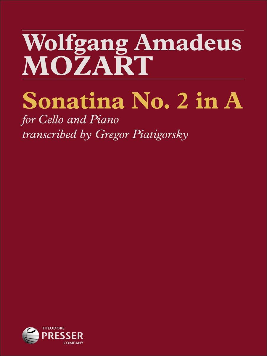 Download Sonatina No. 2 pdf epub