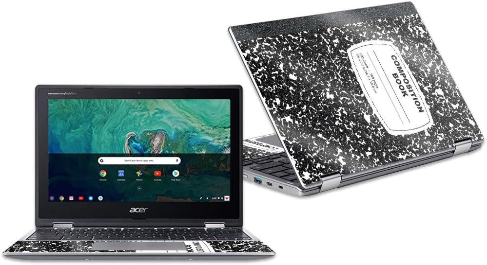 MightySkins Glossy Glitter Skin for Acer Chromebook Spin 11