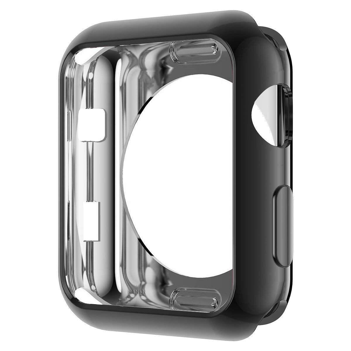 Funda Para Apple Watch Series 1 2 3 (42mm) Negra