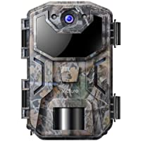 Deals on Victure Trail Game Camera 20MP 1080P Full HD w/Night Vision