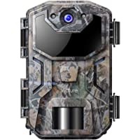 $49 » Victure Trail Game Camera 20MP 1080P Full HD with 940nm No Glow Night Vision Motion…