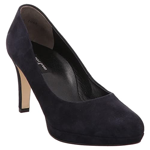 c410a002de5092 Paul Green - Damen Pumps - dunkel blau