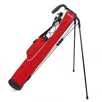 Amazon.com: Bolsa para campo de golf, liviana, se queda de ...