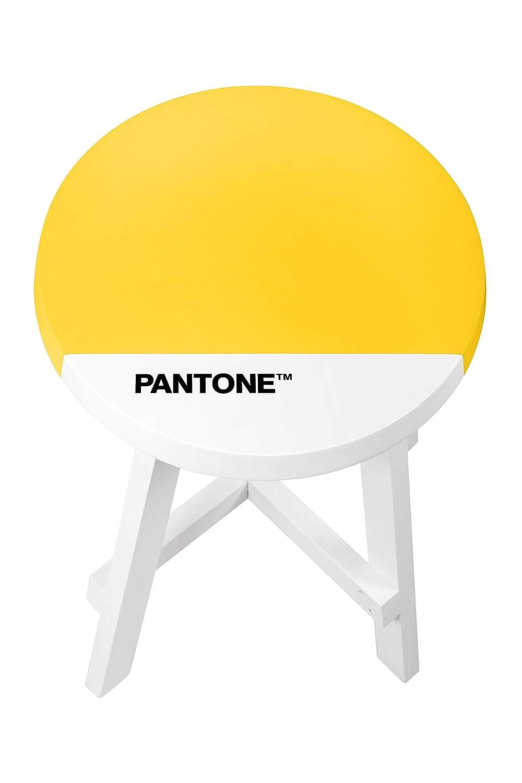 Pantone CHR10068E Stool Set 129 Yellow