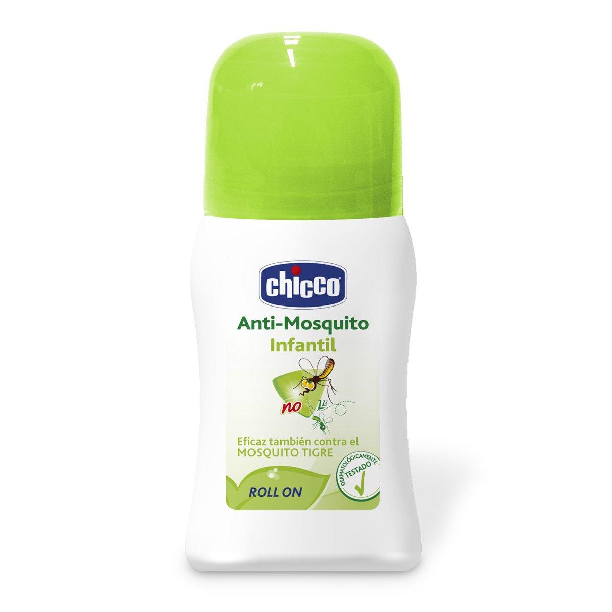 Chicco - Roll on antimosquitos protección 3 horas