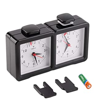 Formulaone Profesional Compacto Reloj de Ajedrez Digital Cuenta ...