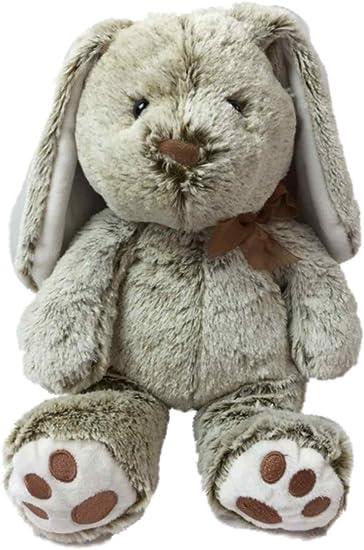 Blue Big Teddy Bear, Amazon Com Hug Fun Plush Light Brown Lop Ear Bunny Rabbit 13 In Stuffed Animal Pal Toys Games