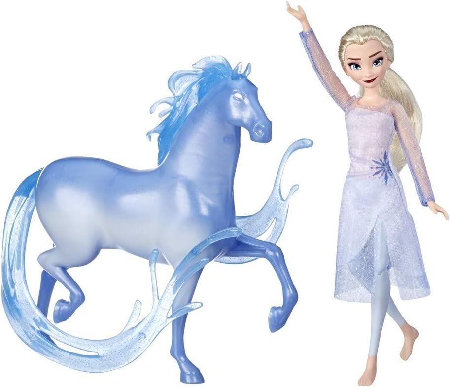 Frozen 2 - Muñecos Elsa Y Nokk(HasbroE5516EU4)