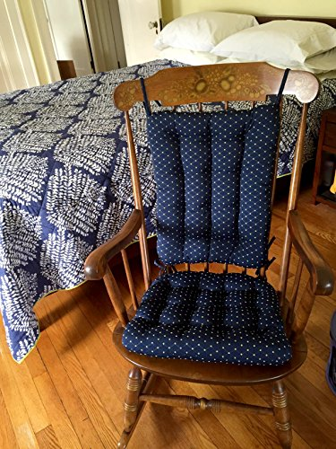 Barnett Products Rocking Chair Cushions Tiffanie Brocade