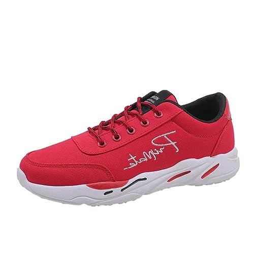Zapatillas para Hombre,Hombre Zapatos Deportivos Casuales Zapatillas de Deporte Al Aire Libre Primavera-Verano 2018: Amazon.es: Zapatos y complementos