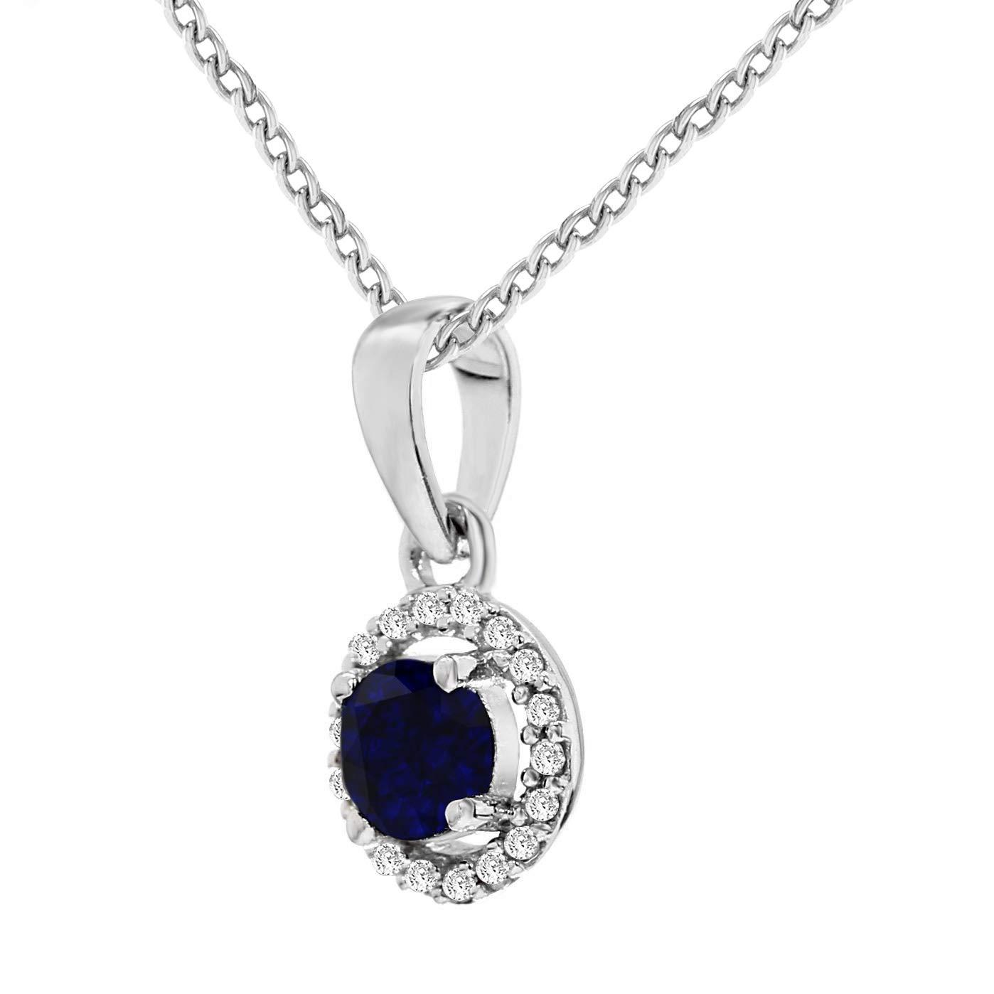 100 Pure Diamond Necklace 1 5 cttw to 5 8 cttw IGI Certified Diamond Necklace For Women Natural Diamond Solitaire Necklace I1-GH Quality 10K Gold Diamond Necklace Pendant