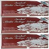 Silver Lining Smoked Silver Alaska Sockeye Salmon