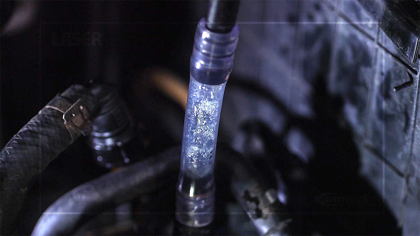 Laser 7174 Tools-Pneumatic Diesel Bleeding Kit-7174