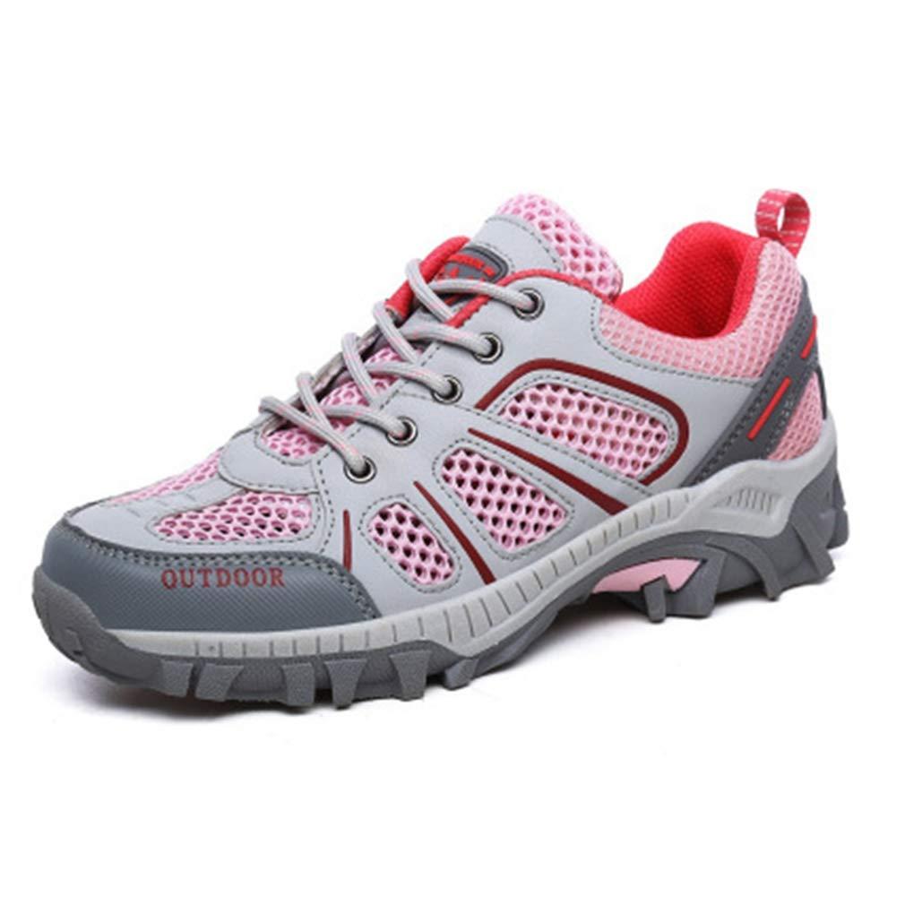 new arrival bcfbe fb64f GIY Women s Waterproof Waterproof Waterproof Hiking Shoes Trail Outdoor  Running Hiker Non-Slip Casual Climbing Backpacking Shoes B07GNG6NTW  Trekking ...