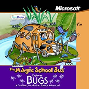 magic school bus explores bugs. Black Bedroom Furniture Sets. Home Design Ideas