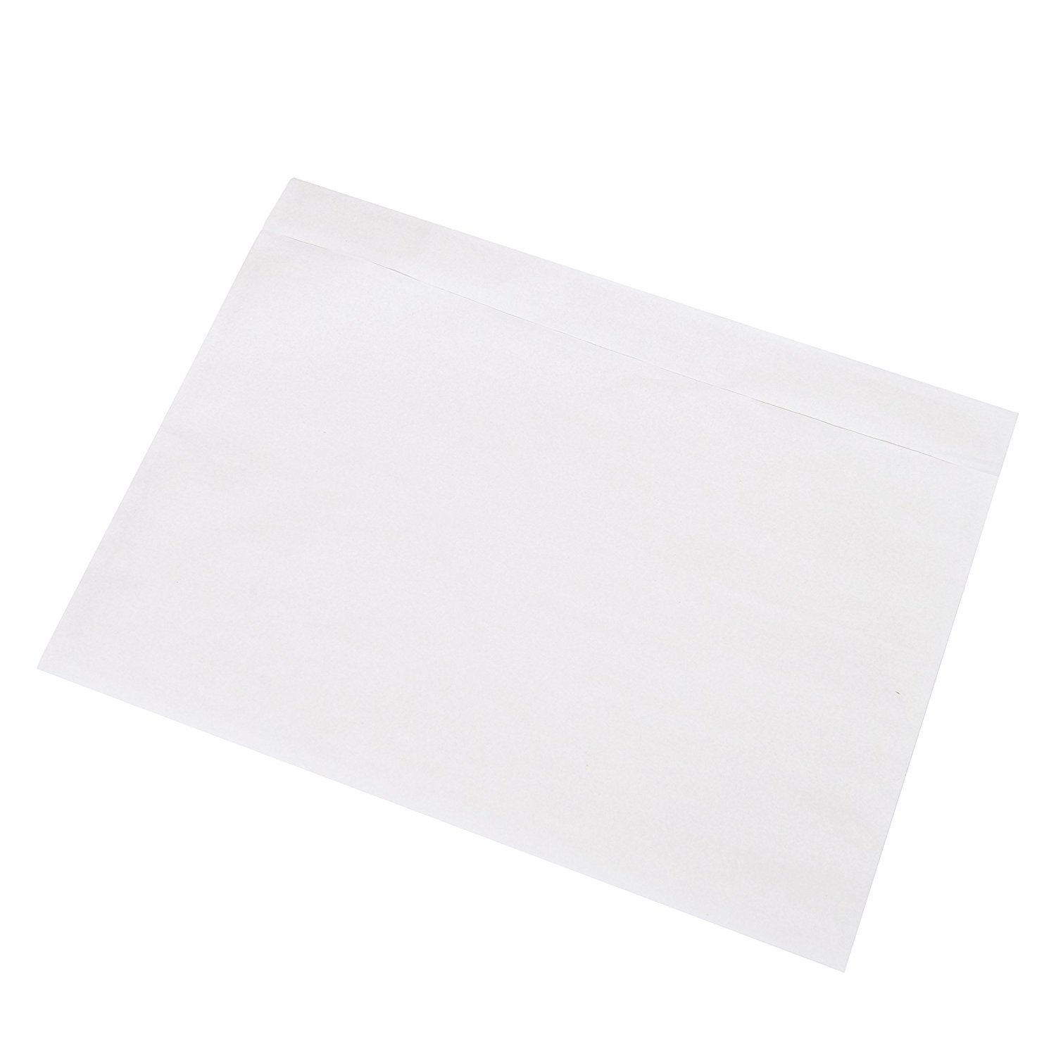 MFLABEL - Clear Adhesive Top Loading Packing List 7.5'' x 5.5'' Shipping Label Envelopes Pouches - 500pcs by MFLABEL (Image #4)