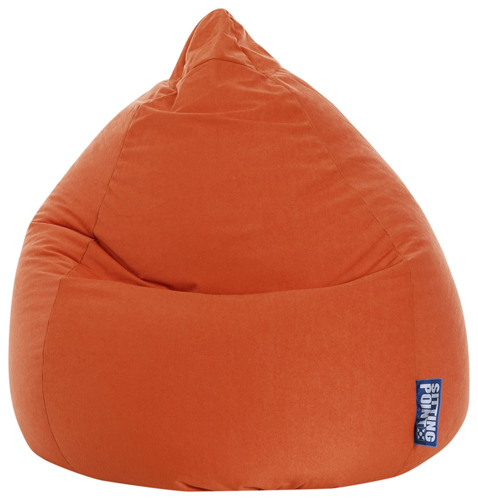 Sitting Point Pouf Easy XL Arancio by Magma-Heimtex