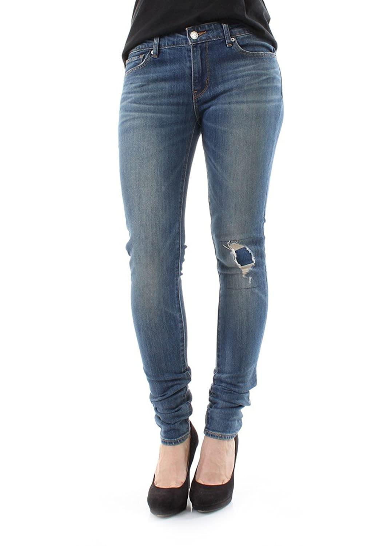 Levis Jeans Women 711 SKINNY 18881-0145 Beloved Indigo