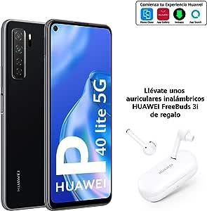 HUAWEI P40 lite 5G - Smartphone con pantalla FullView de 6.5