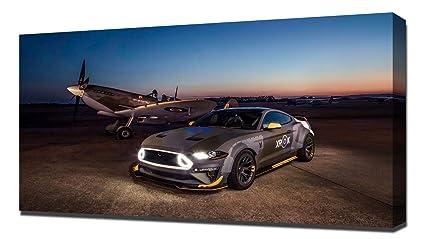 Amazoncom Lilarama Usa 2018 Ford Eagle Squadron Mustang Gt