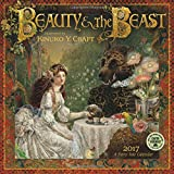 Beauty and the Beast 2017 Fairy Tale Wall Calendar