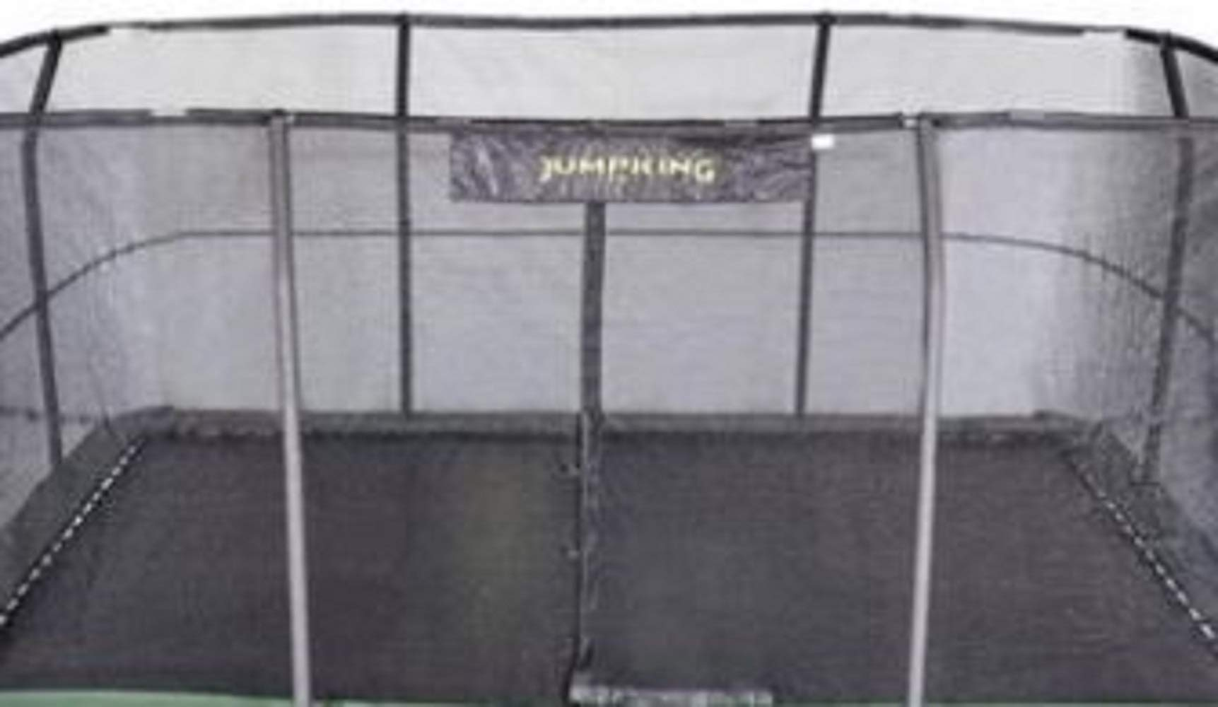 JumpKing 10' x 15' Enclosure Net for 8 Poles for 7'' Springs with JK Logo by JumpKing