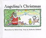 Angelina's Christmas, Katharine Holabird and Crown Publishing Group Staff, 0517571889
