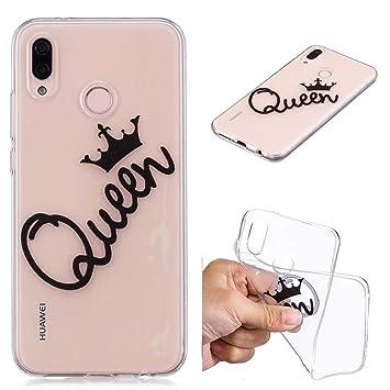coque huawei p20 lite queen