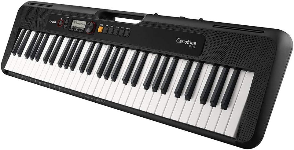 Casio CT-S200BK teclado digital