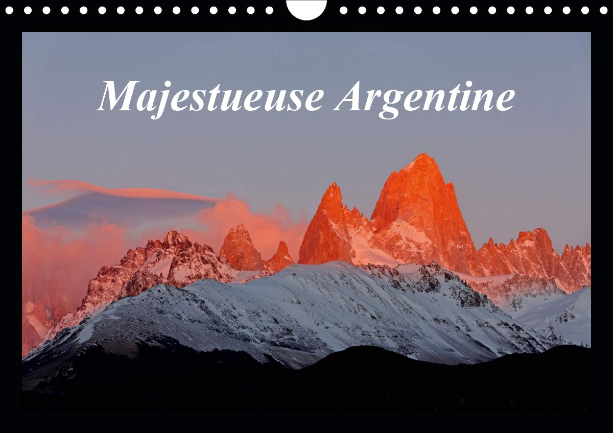 Majestueuse Argentine (Calendrier mural 2020 DIN A4 horizontal)