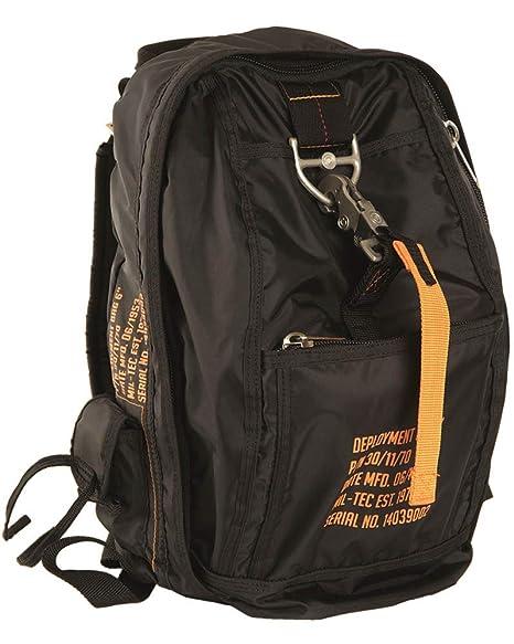 Mil-tec Rucksack Deployment Bag Backpack, (Black)