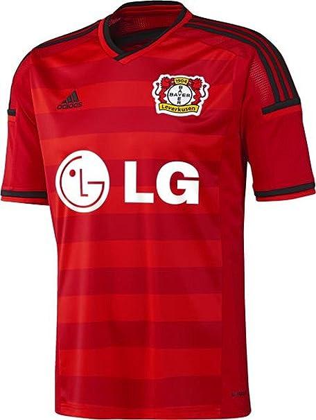 adidas - Camiseta, diseño de Bayer 04 Leverkusen: Amazon.es: Ropa ...