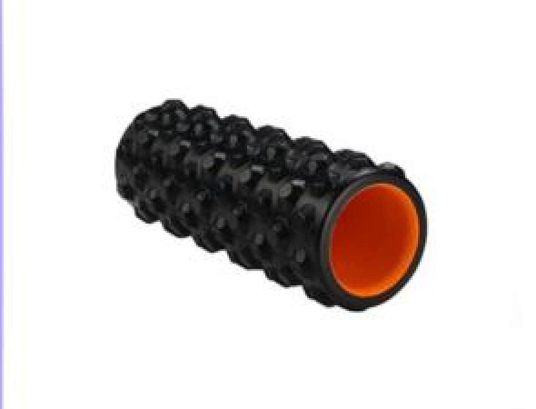 ZHANGHAOBO Yoga Roll Speer Zähne Spalte Fitness Supplies Material Umweltschutz Tragen PU Material,A5