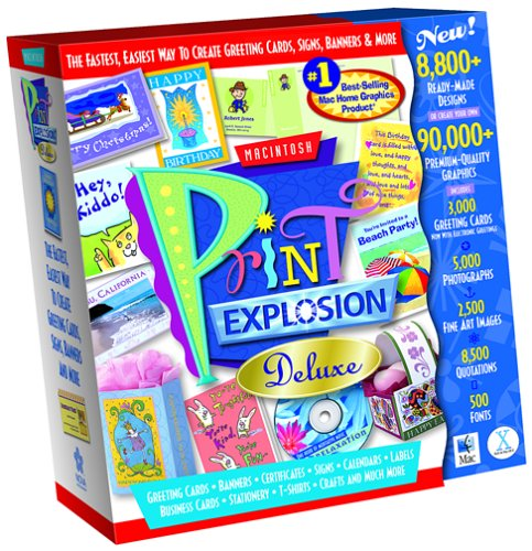 Print Explosion Deluxe