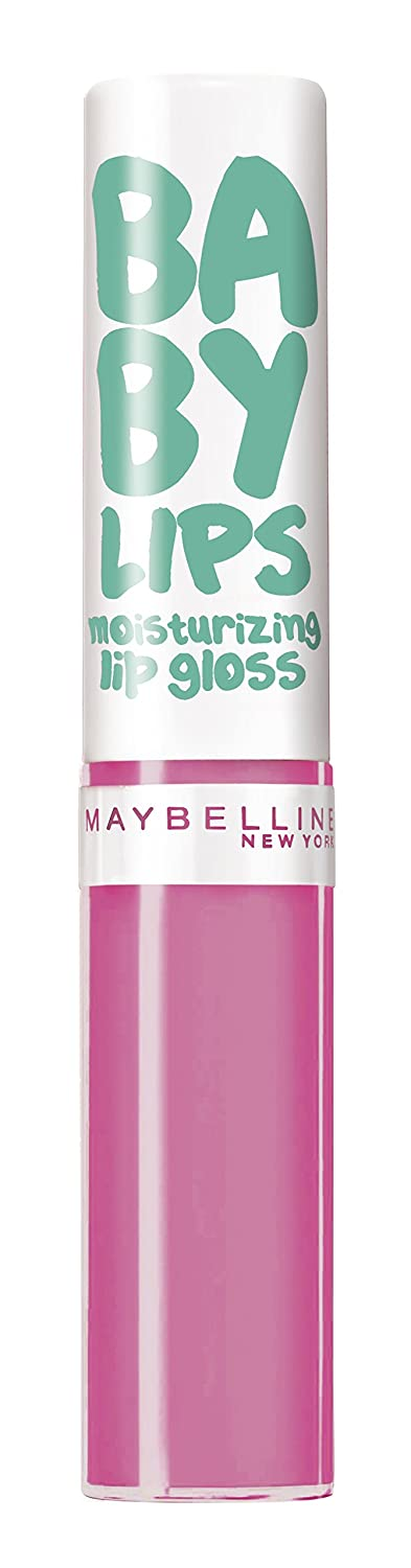 Maybelline Baby Lips Gloss 30 Pink Pizzaz - lip glosses (Women, Pink, Pink Pizzaz, Moisturizing, Bottle) 3600531309275