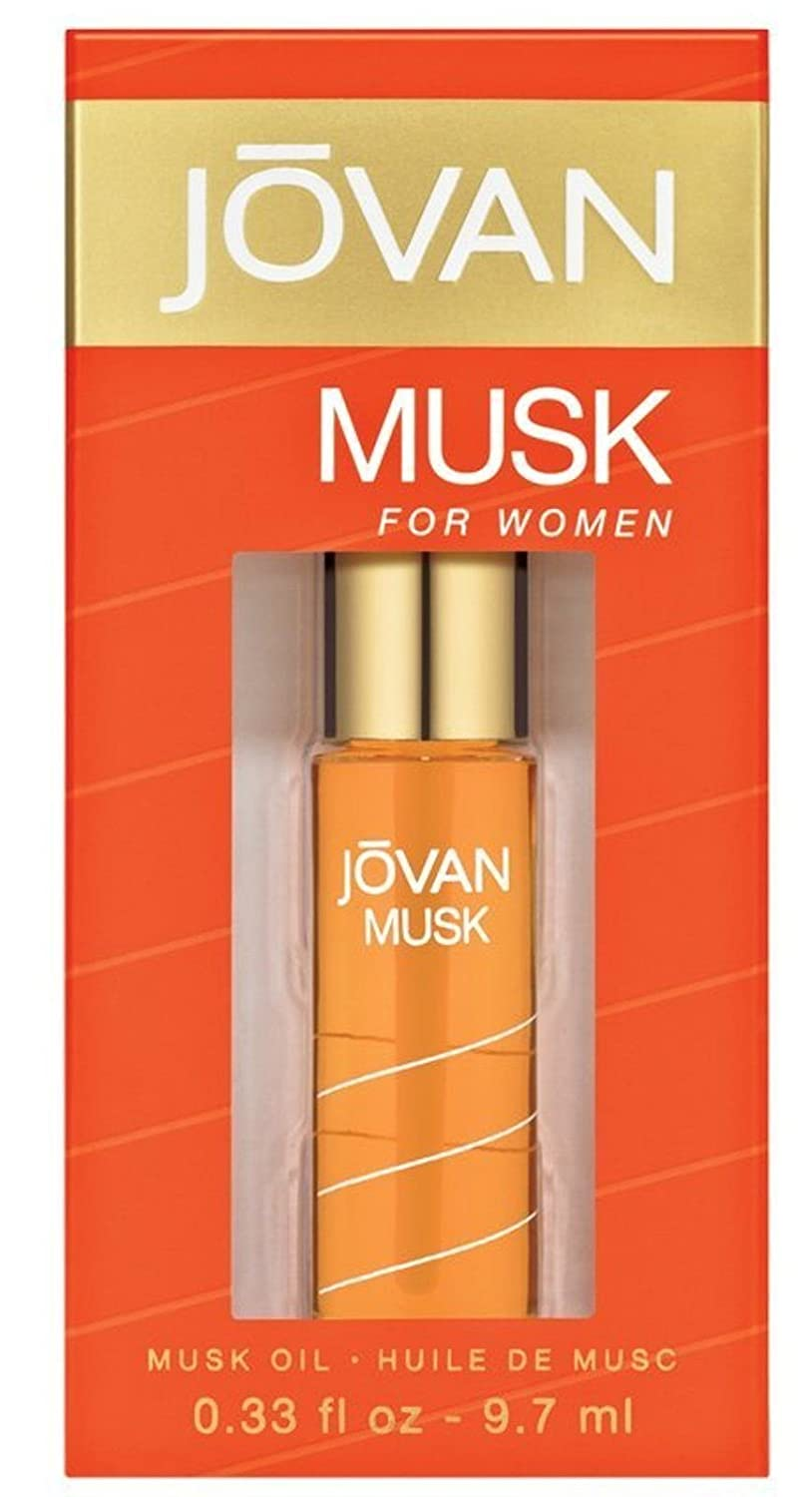 Jovan, Musk Oil, Olio profumato, 9,7 ml HealthCentre 121660