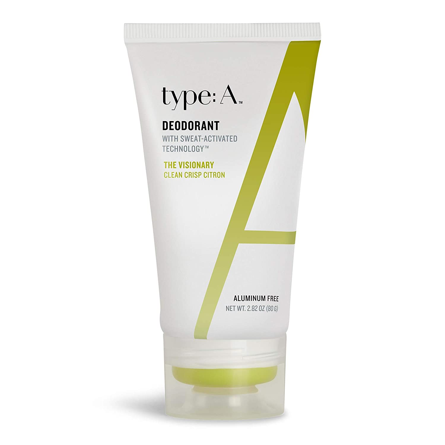 type:A Deodorant - Aluminum Free Deodorant for Women and Men