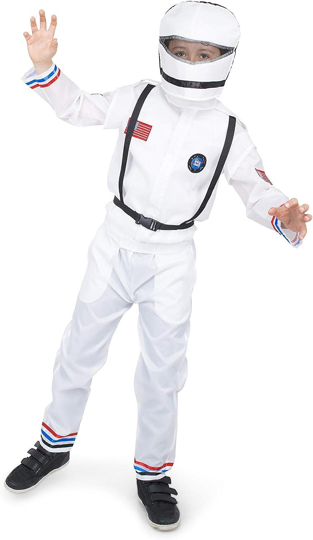 Generique - Disfraz Astronauta en el Espacio niño 9-10 años (140 ...