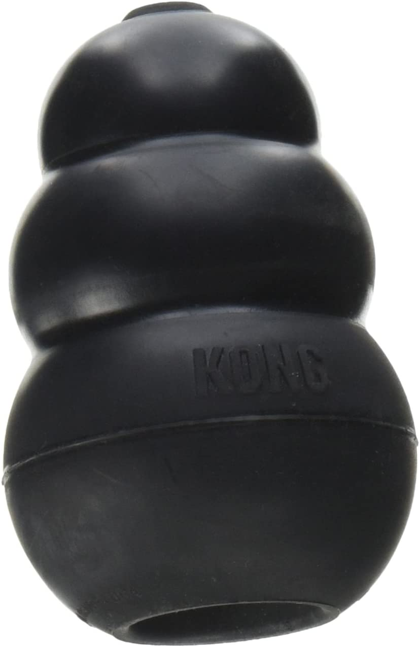 KONG Extreme Dog Pet Toy Dental Chew Size: Medium Pack of 2