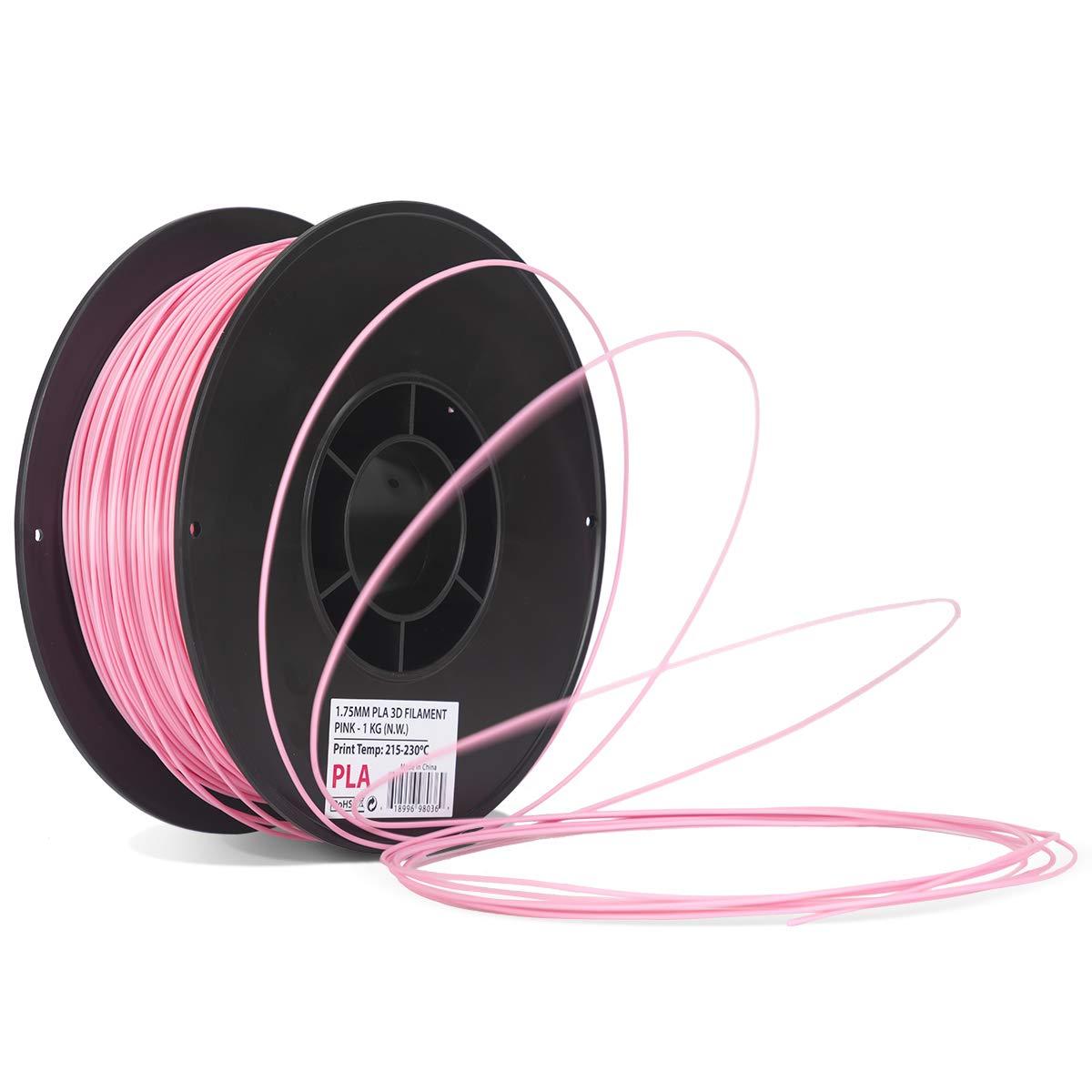 Pla Pink 3d Printer Filament Go 3d