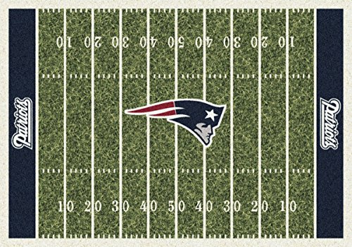 New England Patriots 5x8 Rug - 1