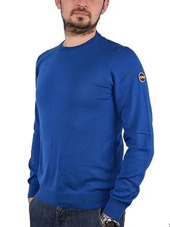 design intemporel cc42f 74add COLMAR ORIGINALS - Pull - Pull - Homme Bleu Bleu: Amazon.fr ...