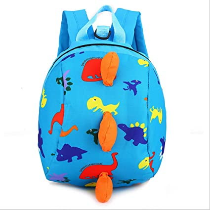 Frealm Toddler Backpack Little Kids Travel Backpack Cartoon Cute Dinosaur  Preschool Backpack for Toddlers Kids Boys e6f1959f932dd